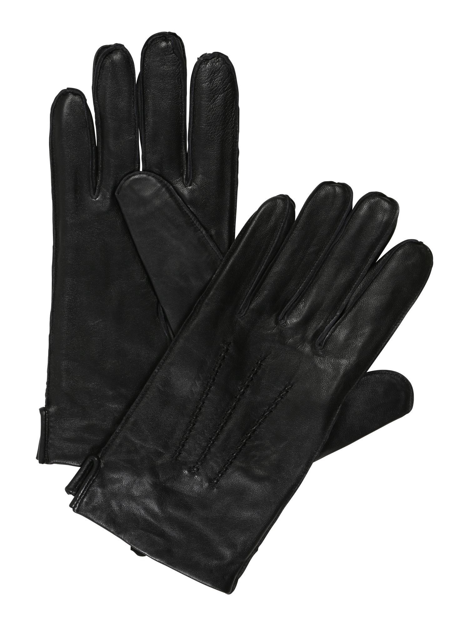 JOOP! Mănuşi cu degete '7165'  negru