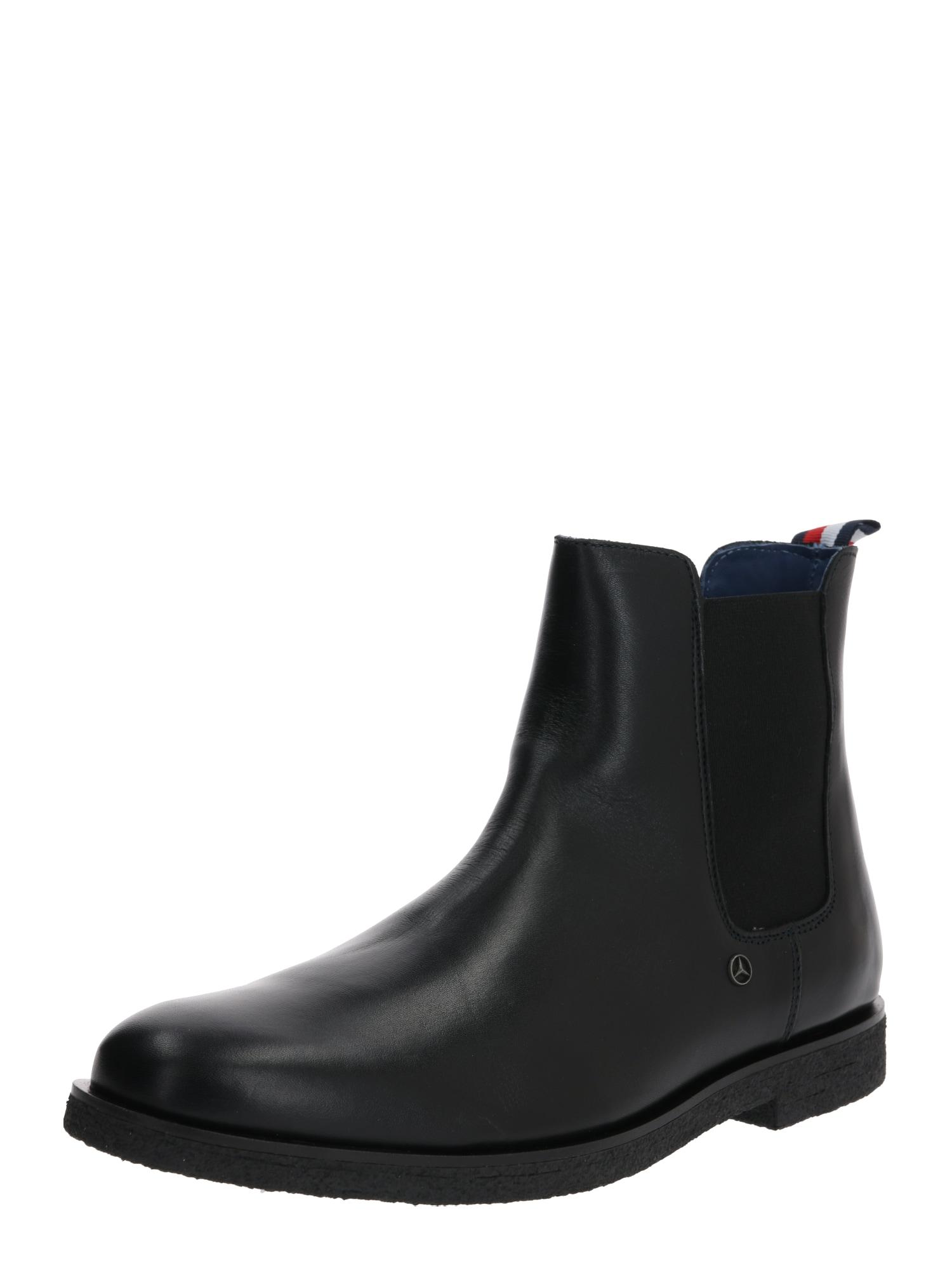 TOMMY HILFIGER Chelsea batai juoda