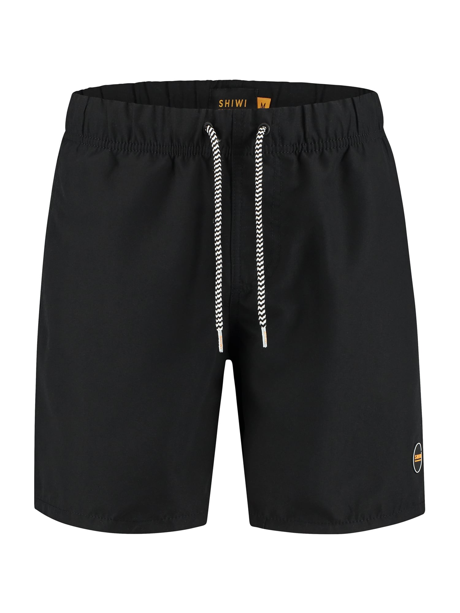 Shiwi Plavky 'Solid mike'  čierna