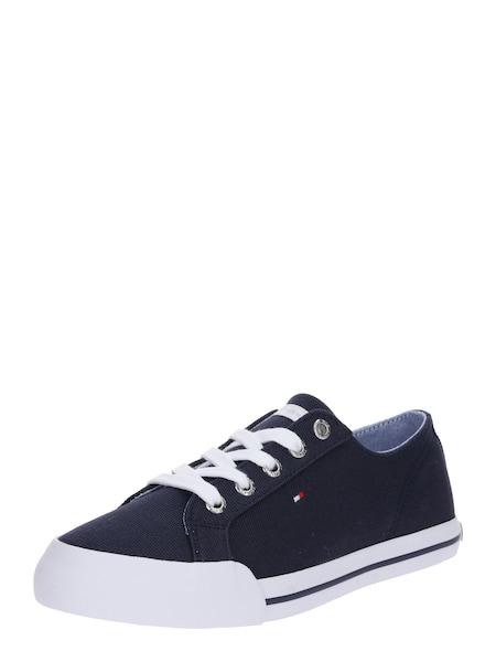 Sneakers für Frauen - TOMMY HILFIGER Sneaker 'Foxie Idi' navy  - Onlineshop ABOUT YOU