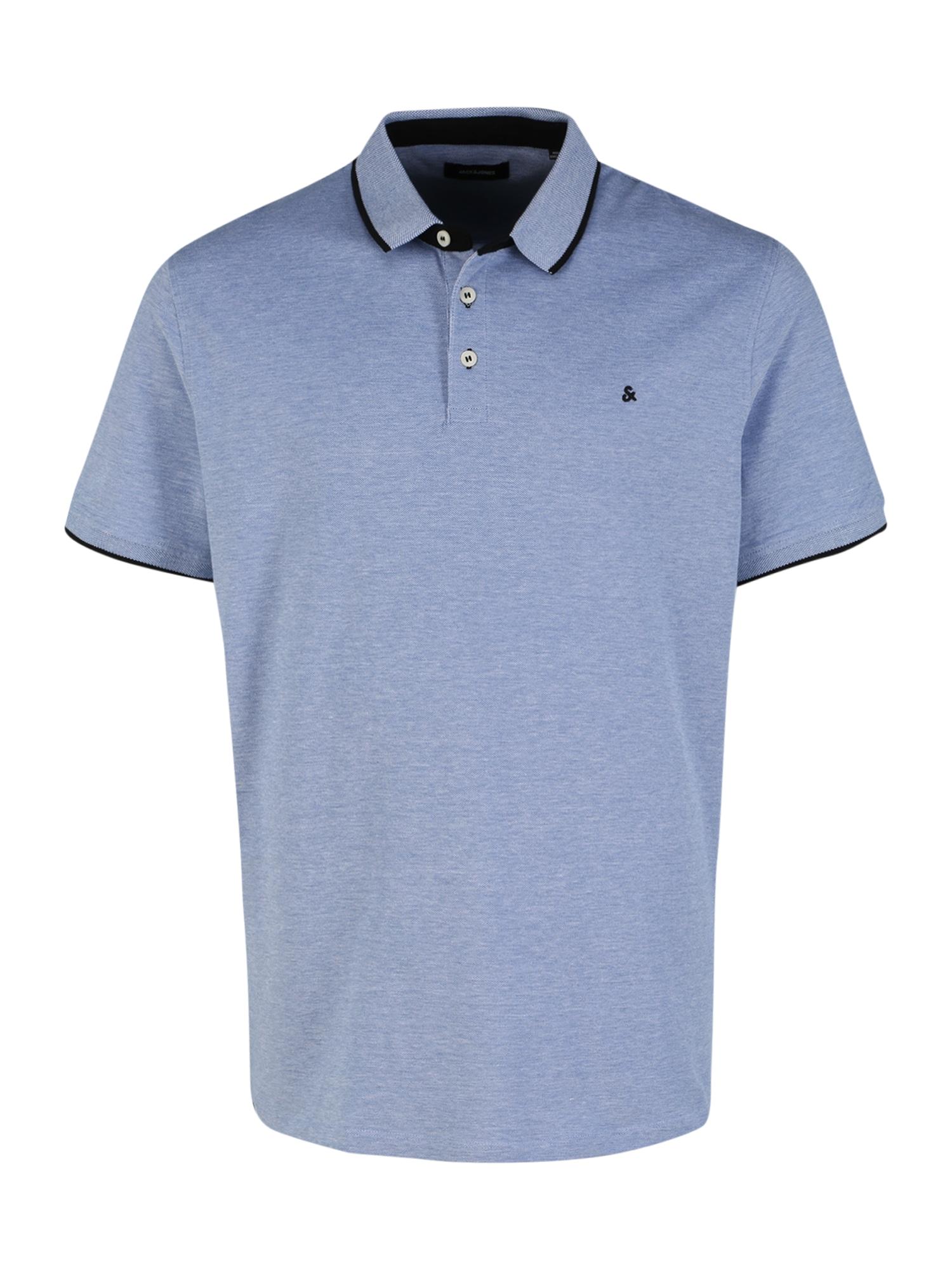 Jack & Jones Plus Tričko  modrá