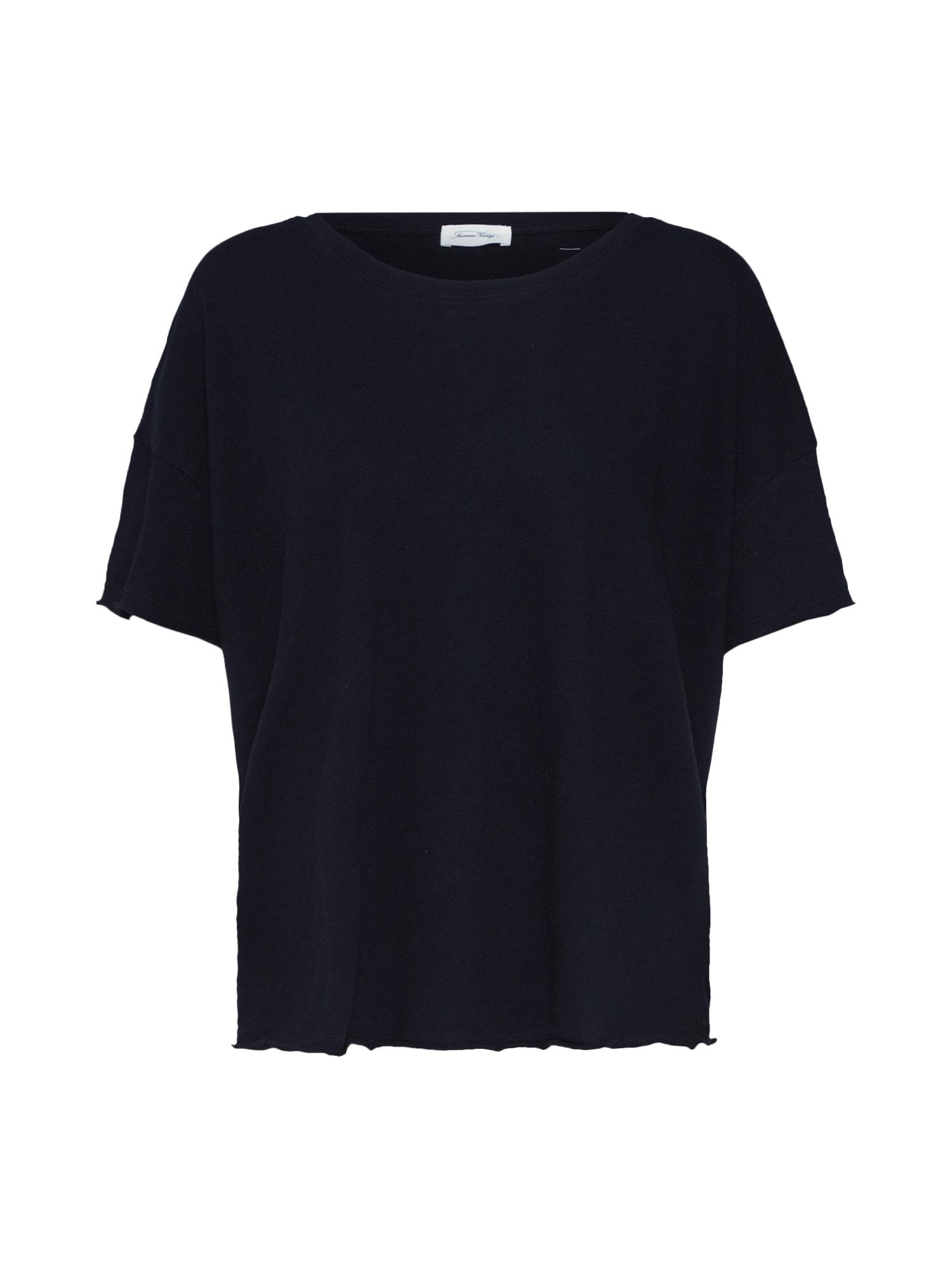 Tričko SON36BH19 černá AMERICAN VINTAGE