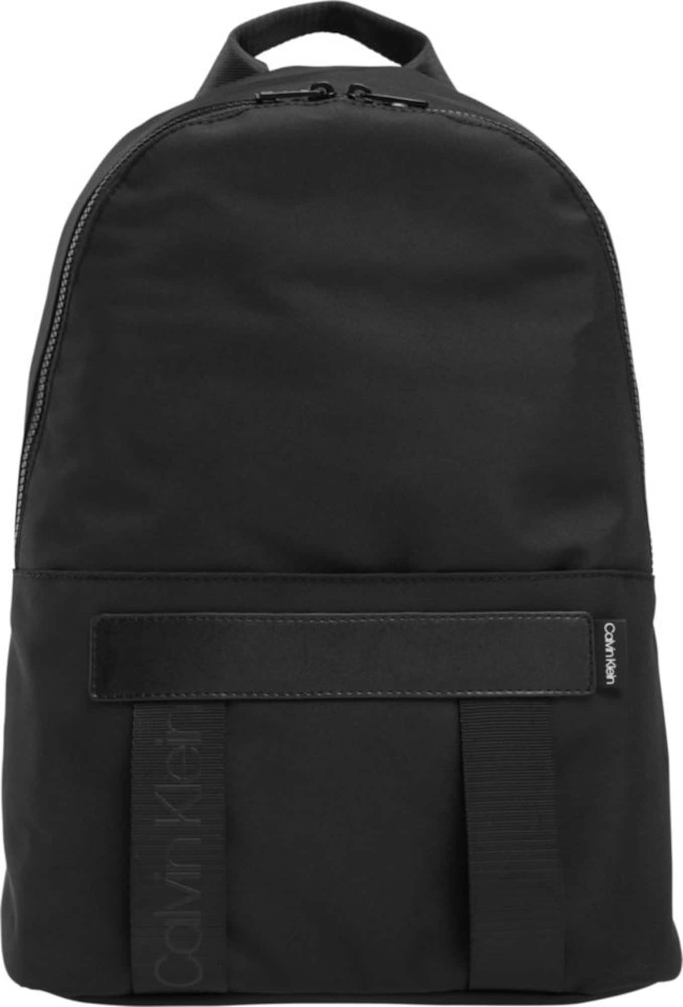 Calvin Klein Kuprinė 'Nastro' juoda