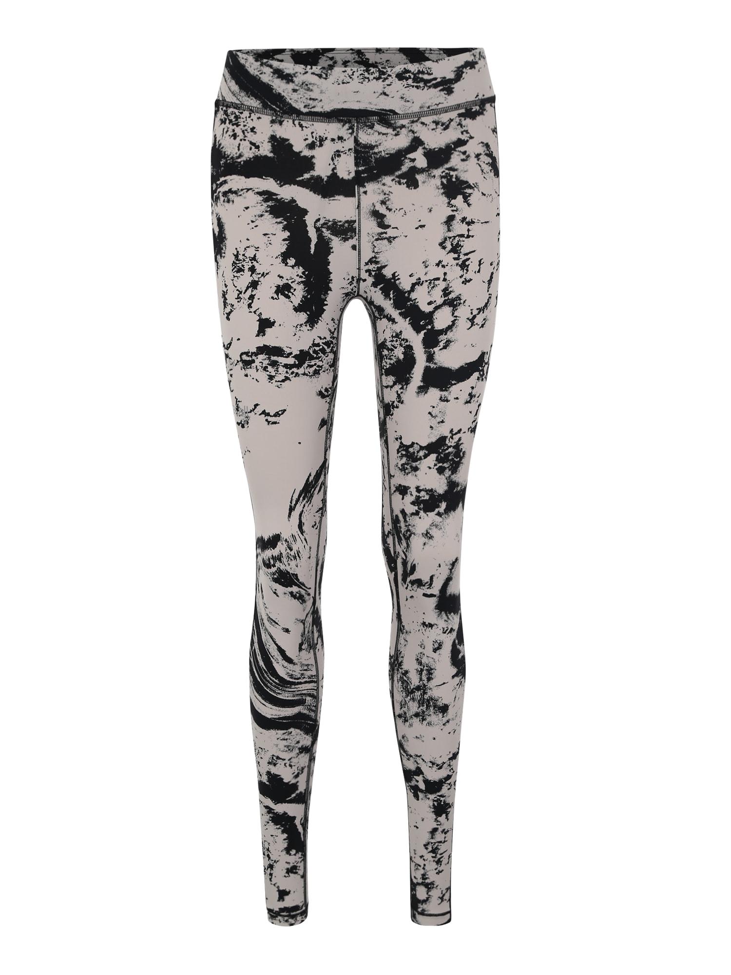 Sportovní kalhoty Ease 78 Tights černá bílá Casall