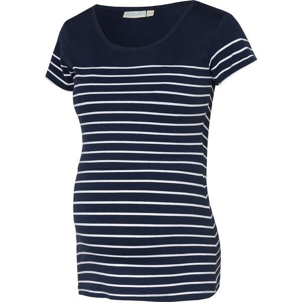 Schwangerschaftsmode - Shirt › JoJo Maman Bébé › blau weiß  - Onlineshop ABOUT YOU