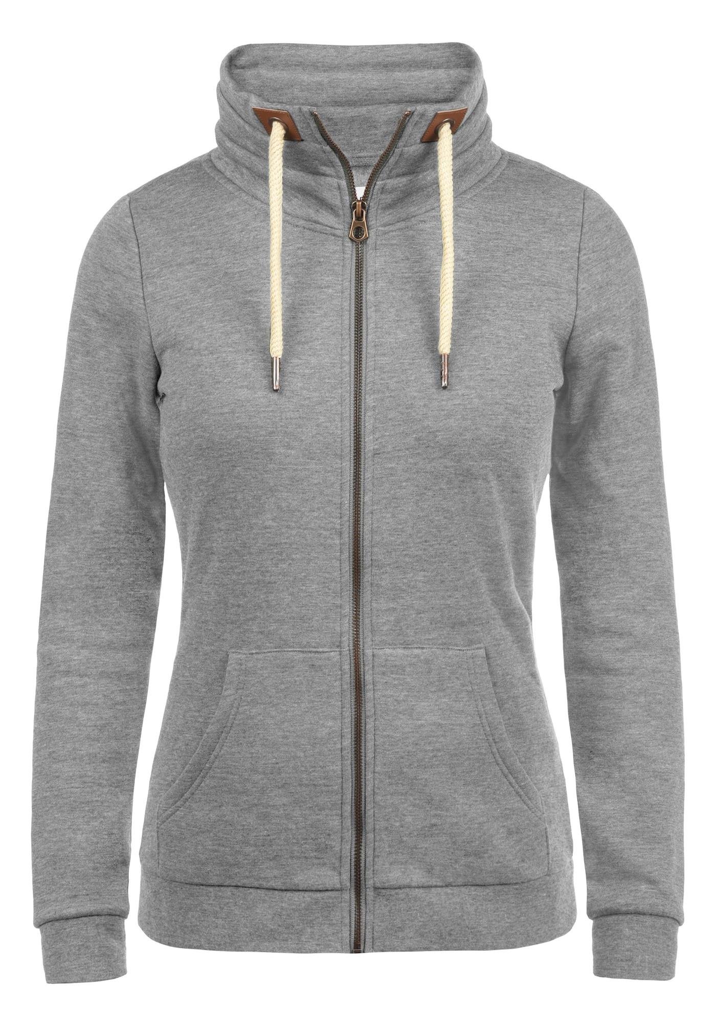 Sweatjacke 'Vicky Zipper'   Bekleidung > Sweatshirts & -jacken > Sweatjacken   Desires