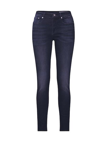 Hosen für Frauen - Jeans 'Cate' › Rag Bone › grey denim  - Onlineshop ABOUT YOU