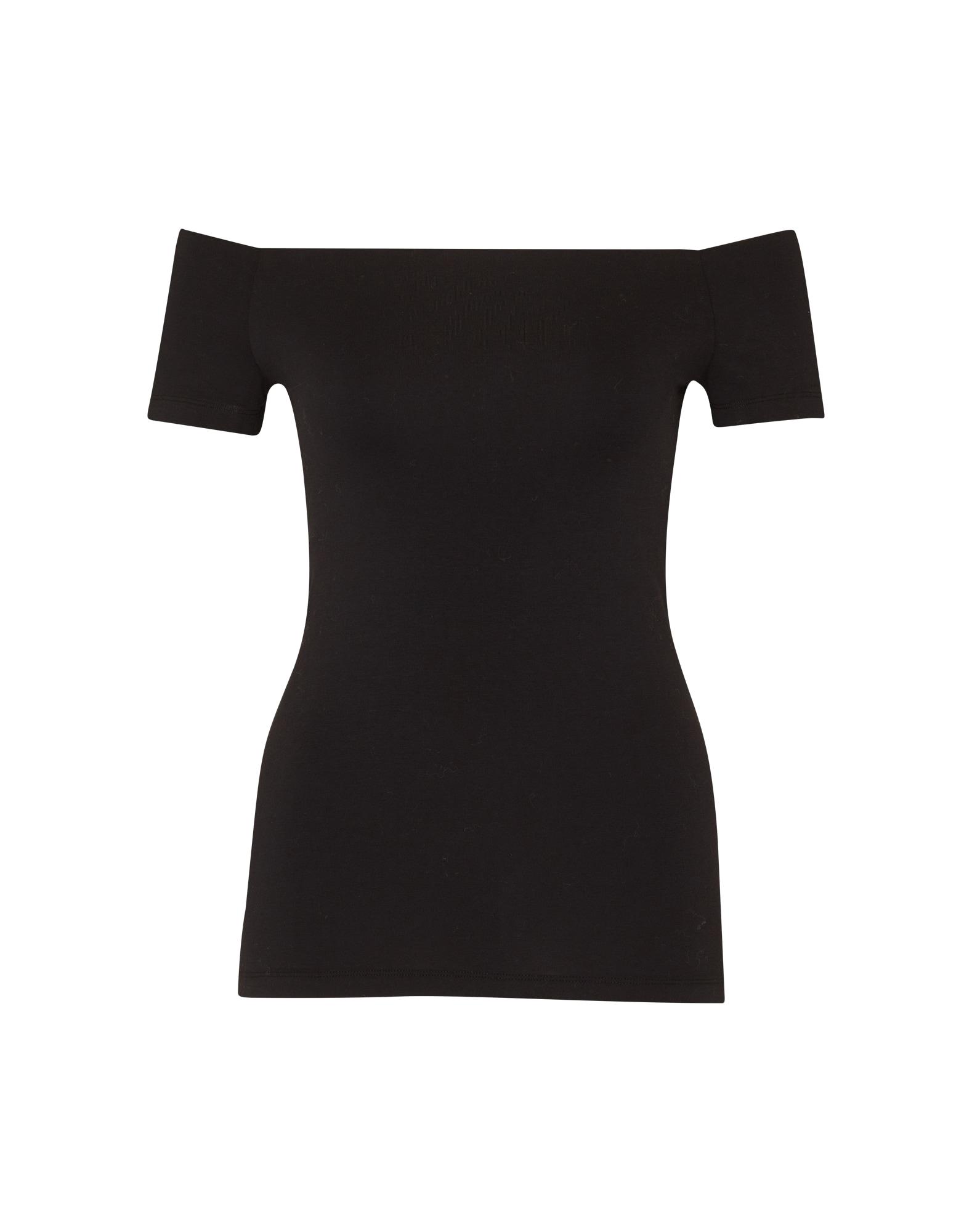 Samsoe Samsoe Tričko 'Nana'  čierna