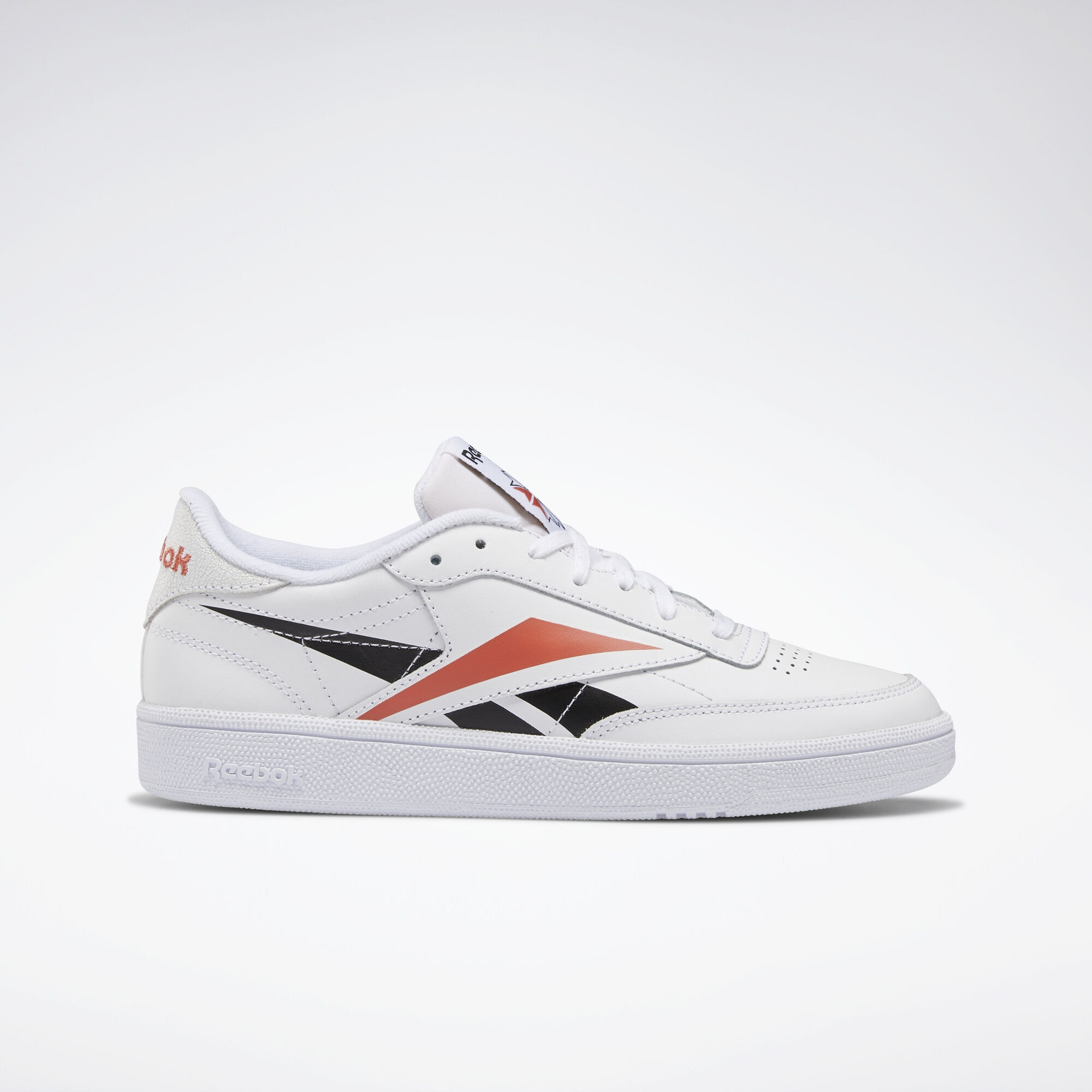 Damen Reebok Classic Sneaker blau, orange, weiß, bordeaux, rot, weiß | 04051043965746