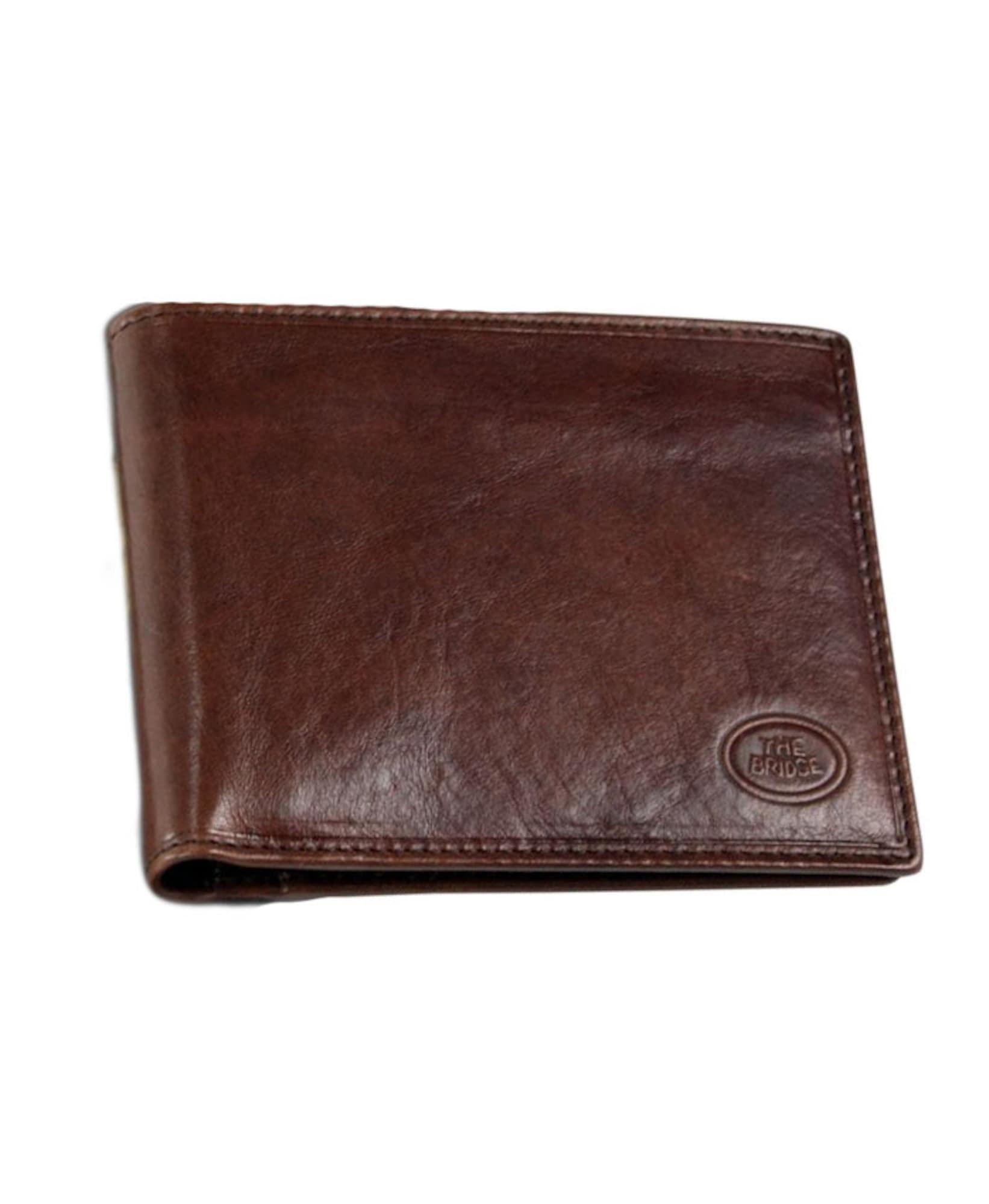 Uomo Brieftasche | Accessoires > Portemonnaies > Brieftaschen | The Bridge