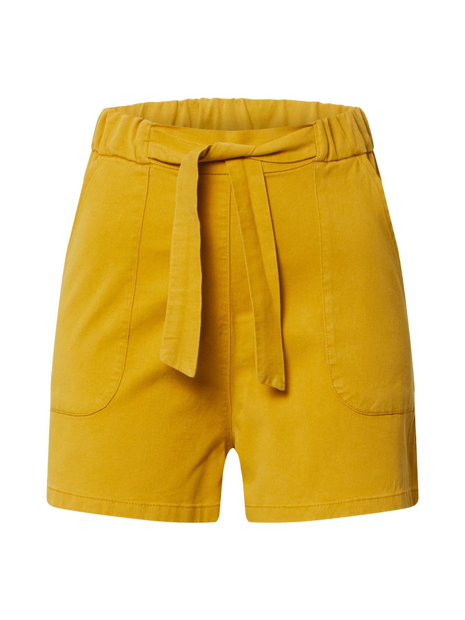bleed clothing Kelnės 'Easyaspie' garstyčių spalva