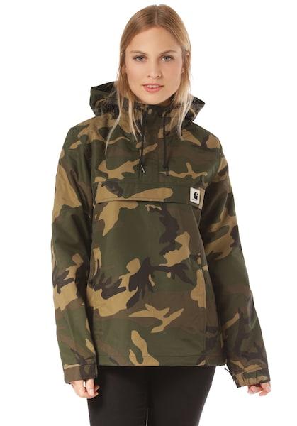 Jacken für Frauen - Carhartt WIP Jacke braun dunkelgrün  - Onlineshop ABOUT YOU