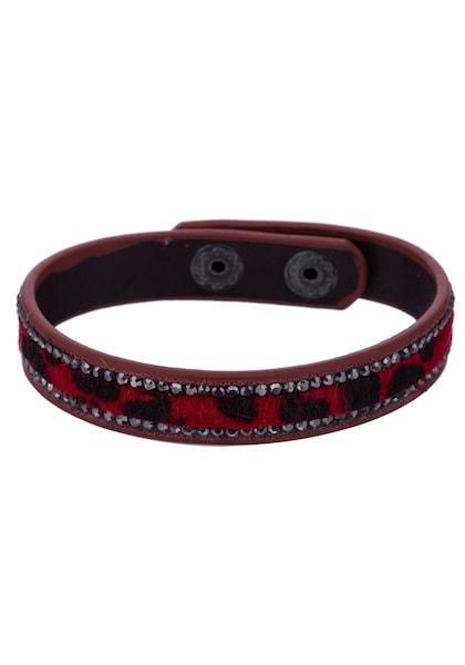 Armbaender - Armband › J. Jayz › grau rot schwarz  - Onlineshop ABOUT YOU