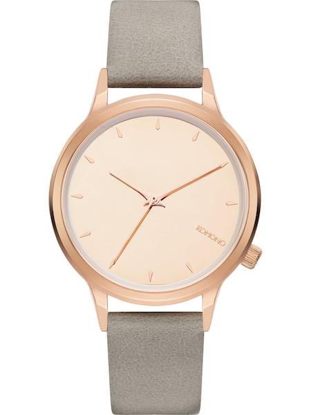 Uhren für Frauen - Komono Uhr 'Lexi Mirror' rosegold rauchgrau  - Onlineshop ABOUT YOU