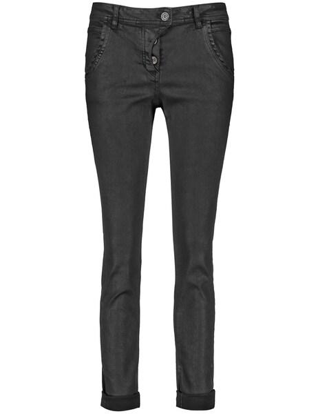 Hosen für Frauen - Jeans › TAIFUN › schwarz  - Onlineshop ABOUT YOU