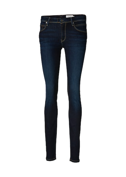 Hosen für Frauen - Marc O'Polo DENIM Damen Jeans 'Alva Slim' blau  - Onlineshop ABOUT YOU