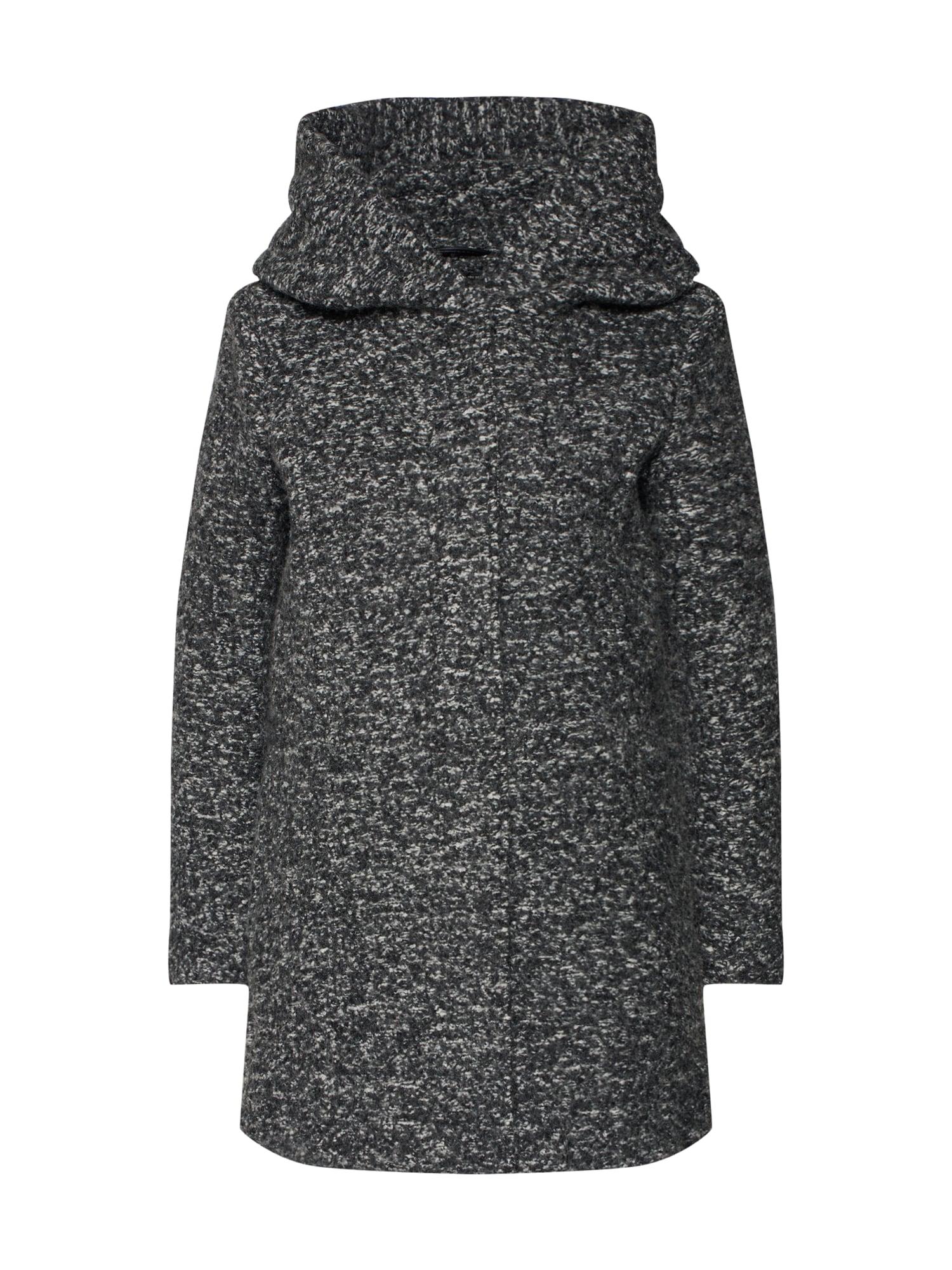 ONLY Rudeninis-žieminis paltas tamsiai pilka