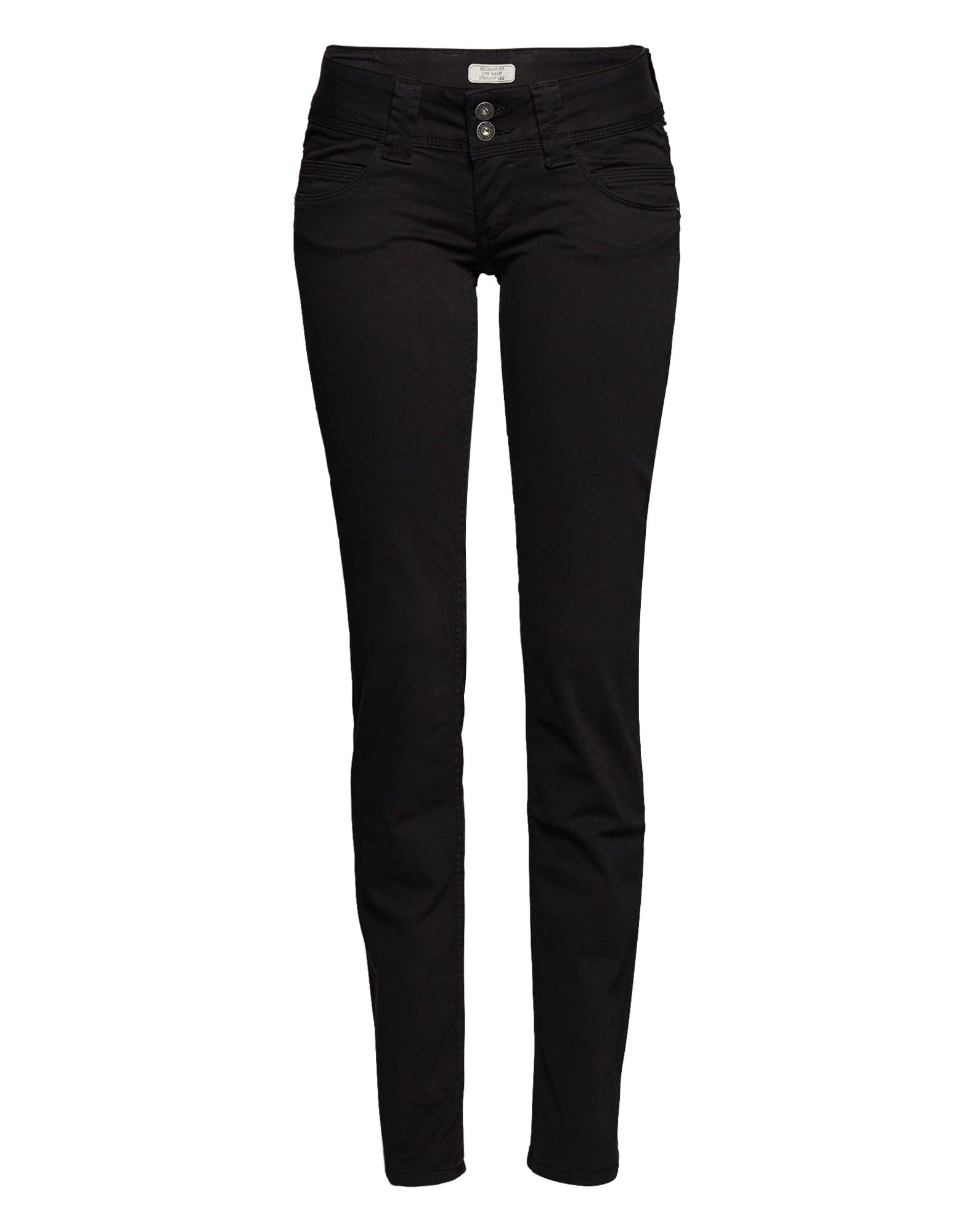 Pepe Jeans Džínsy 'Venus'  čierna