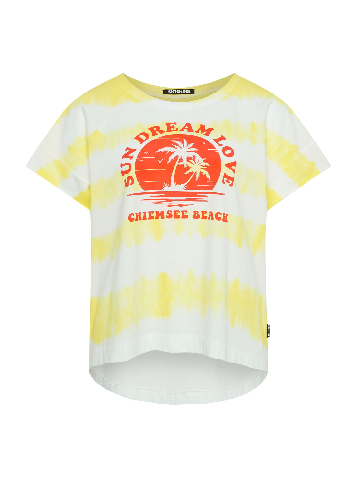 CHIEMSEE Marškinėliai balta