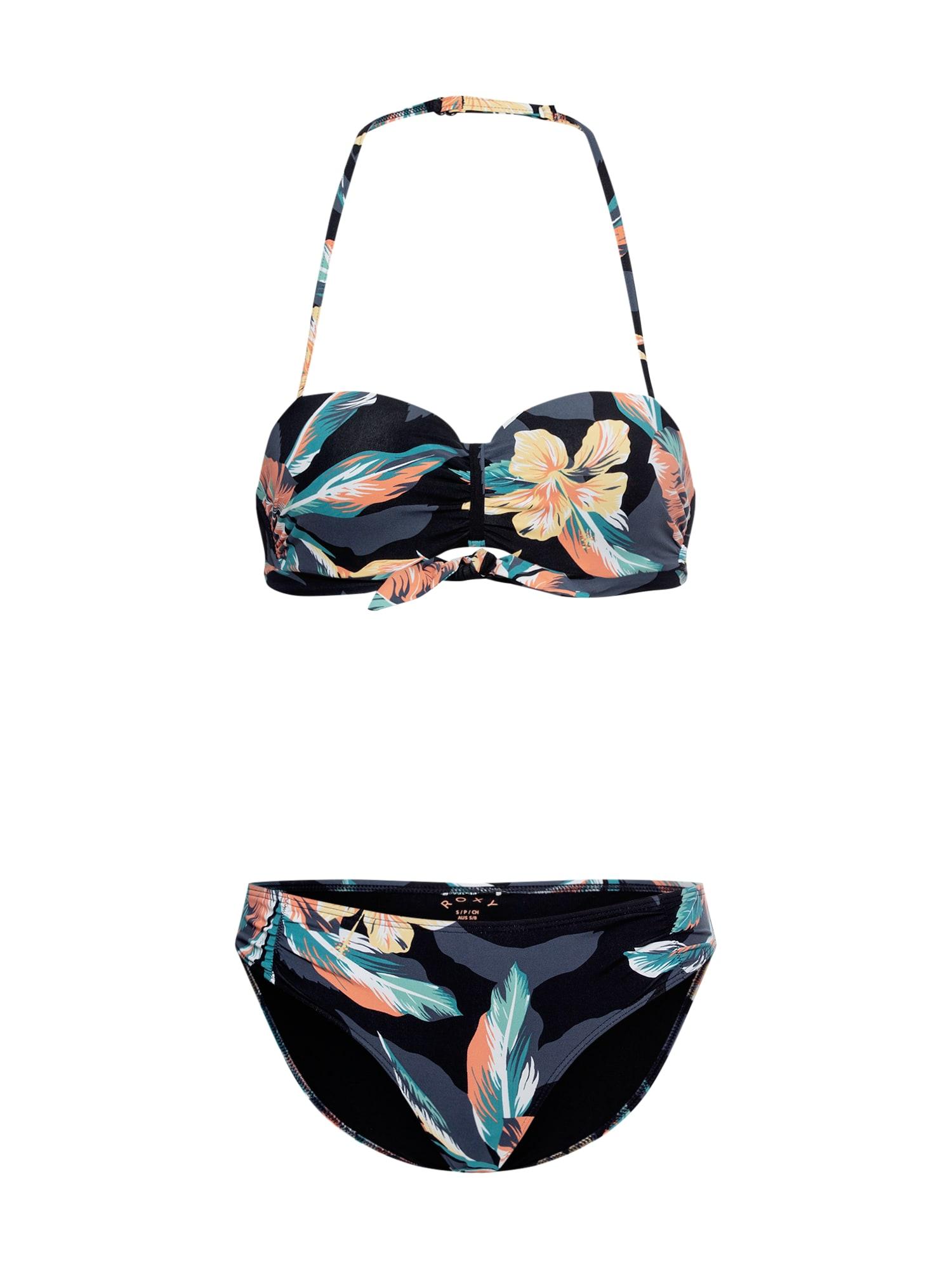 ROXY Bikinis mišrios spalvos / antracito