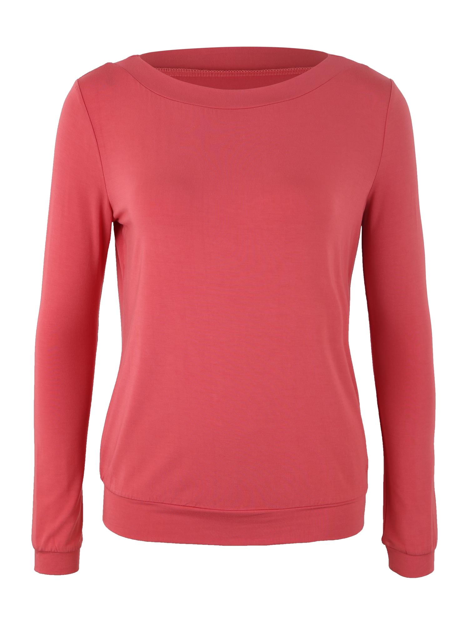 Funkční tričko korálová CURARE Yogawear