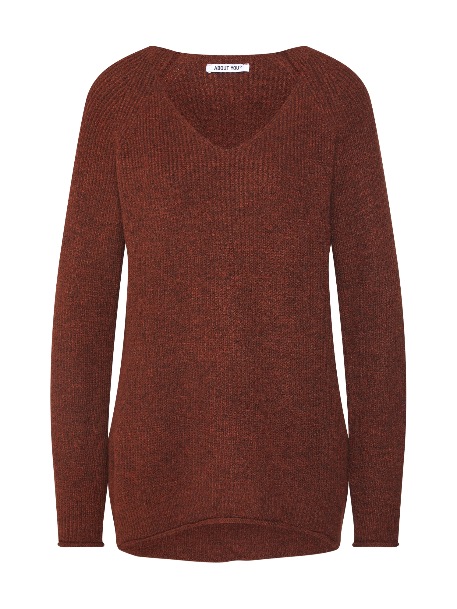 ABOUT YOU Megztinis 'Laren' ruda