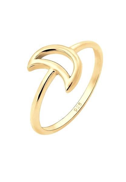 Ringe - Ring 'Halbmond' › ELLI › gold  - Onlineshop ABOUT YOU