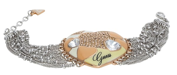 Armbaender für Frauen - GUESS Armband 'UBB41109' gold  - Onlineshop ABOUT YOU