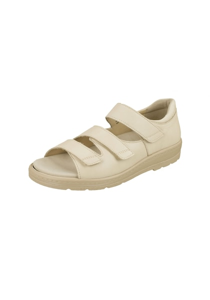 Sandalen - Sandale 'Casablanca' › Natural Feet › beige  - Onlineshop ABOUT YOU
