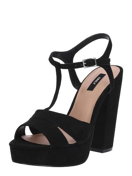 Highheels für Frauen - ONLY High Heels 'Allie' schwarz  - Onlineshop ABOUT YOU