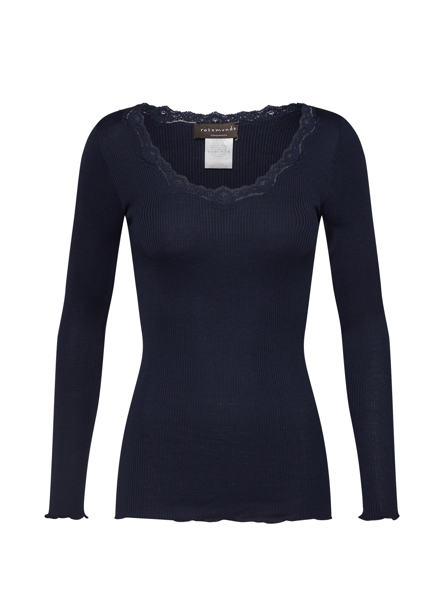 rosemunde Tričko  námornícka modrá