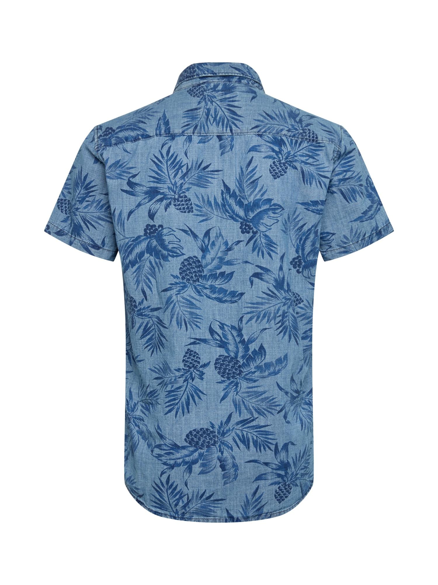 Pepe Jeans Skjorta 'LONGFORD'  ljusblå