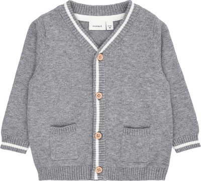 NAME IT langärmeliger Strick-Cardigan nitfallon
