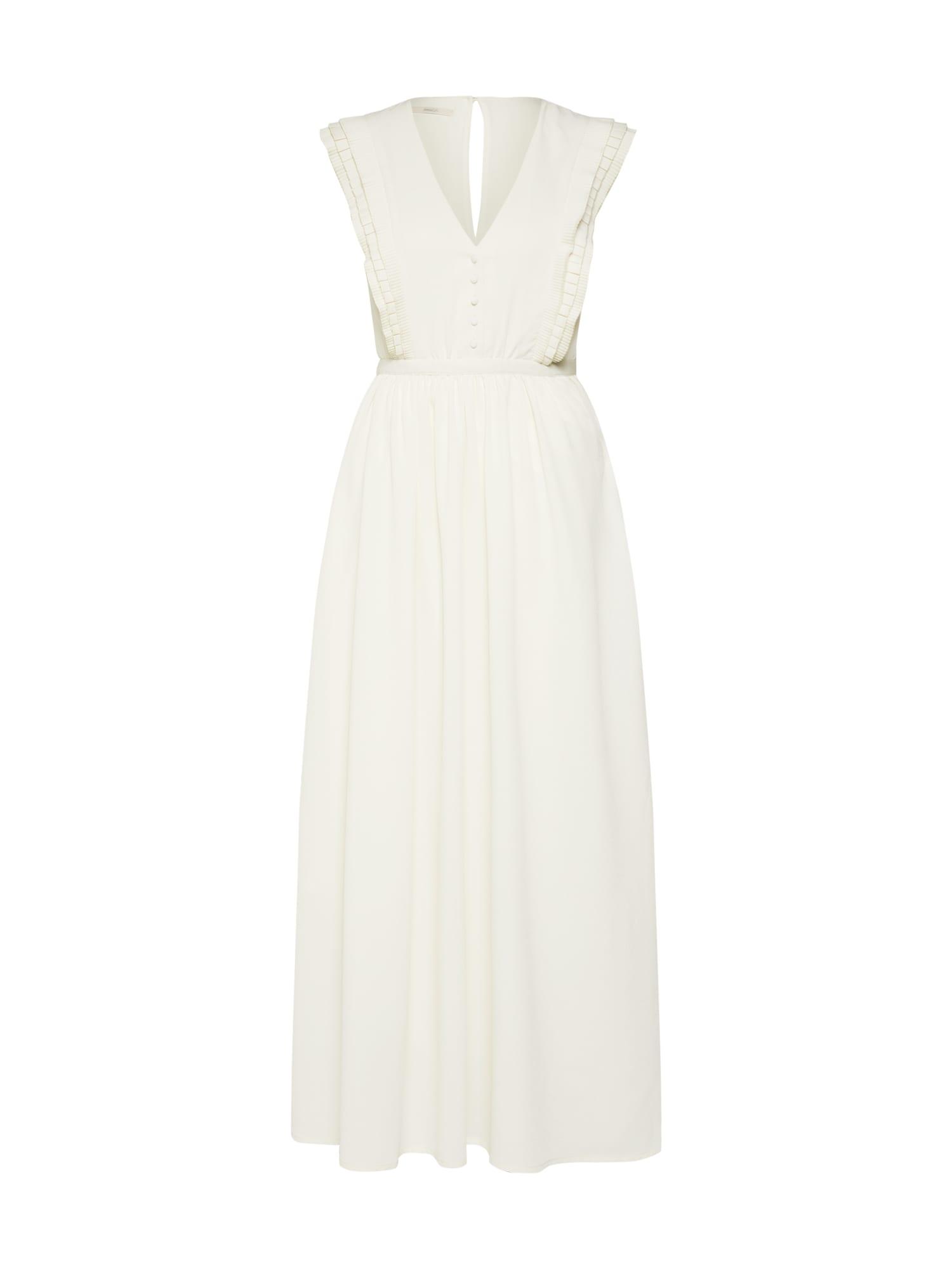 Šaty AMORINA bílá Sessun