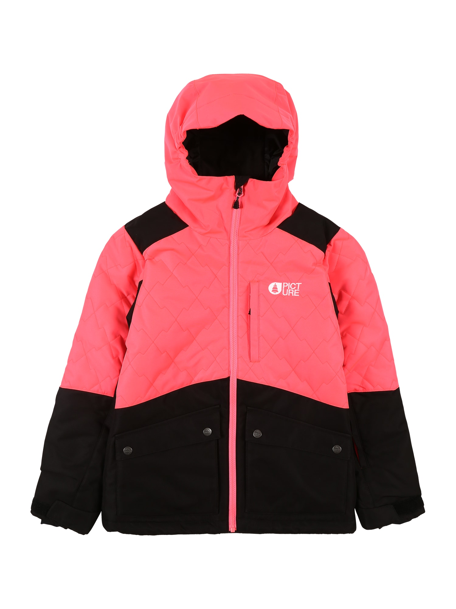 Picture Organic Clothing Sportinė striukė tamsiai rožinė