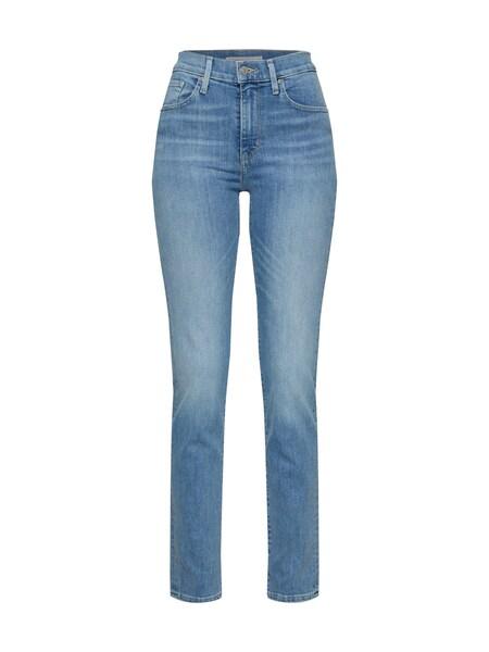Hosen für Frauen - LEVI'S 724™ HIGH RISE STRAIGHT Jeans blue denim  - Onlineshop ABOUT YOU