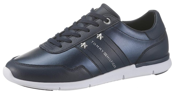 Sneakers für Frauen - TOMMY HILFIGER Sneaker navy  - Onlineshop ABOUT YOU