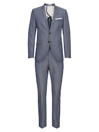 SELECTED HOMME Herren Anzug SHDONE-MAZE M. BLUE STRUCT. SUIT blau | 05713733715459