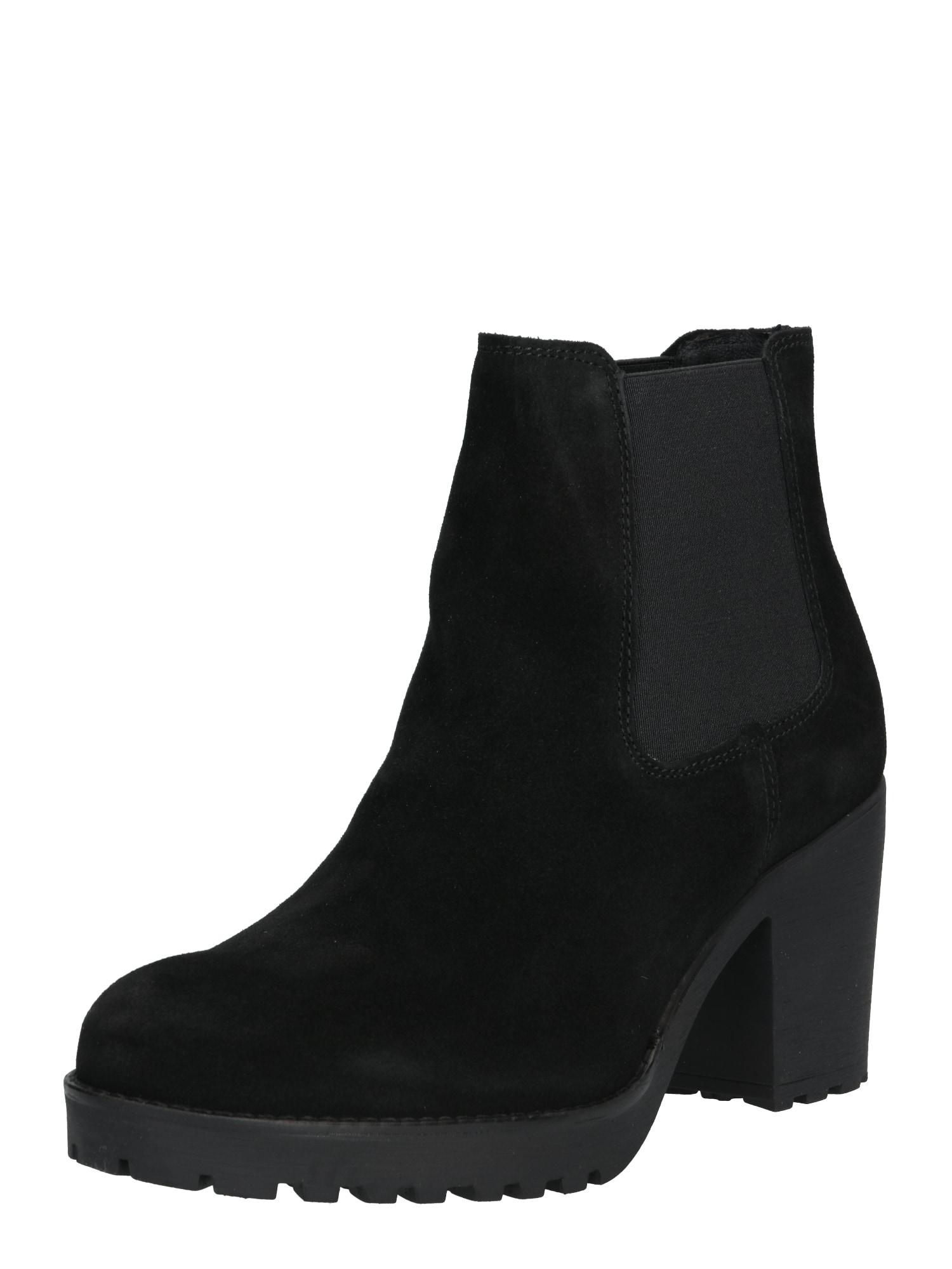 SELECTED FEMME Chelsea batai juoda