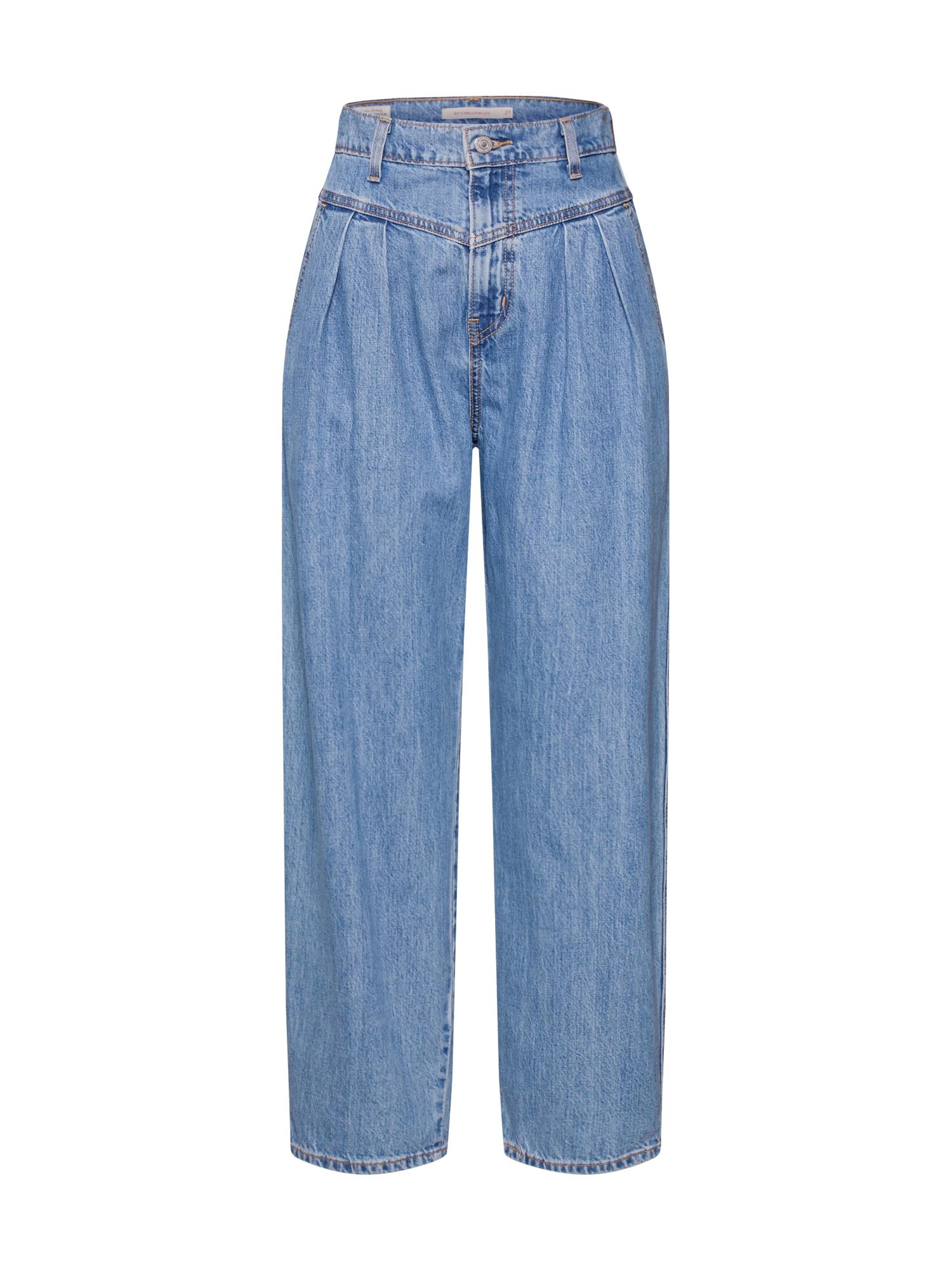 LEVI'S Džinsai '80's BALLOON LEG' tamsiai (džinso) mėlyna