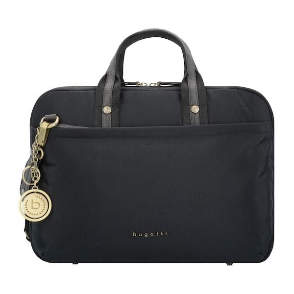 Businesstaschen für Frauen - Bugatti Aktentasche 'Contratempo' schwarz  - Onlineshop ABOUT YOU