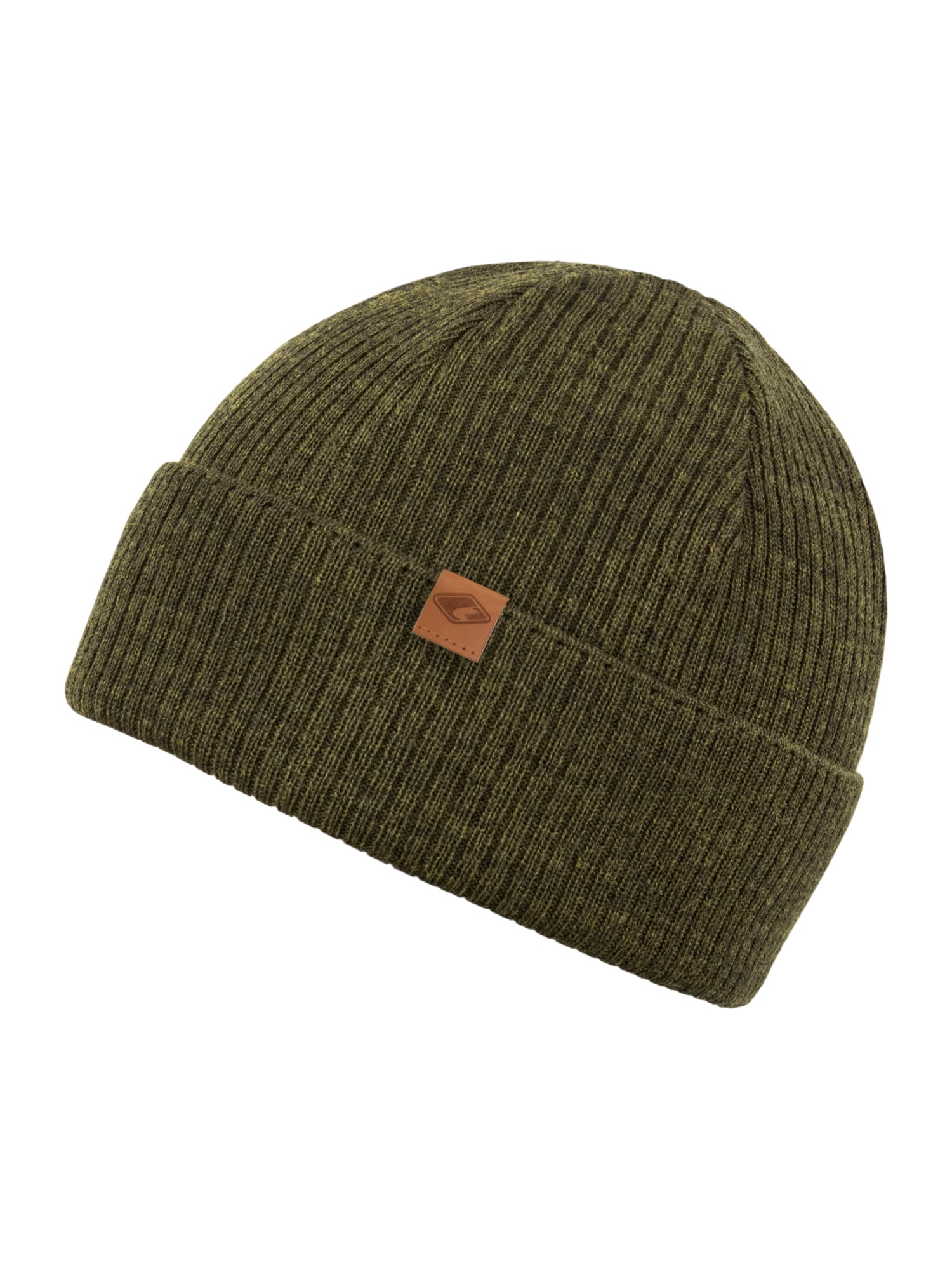 chillouts Megzta kepurė 'Dominik' tamsiai žalia