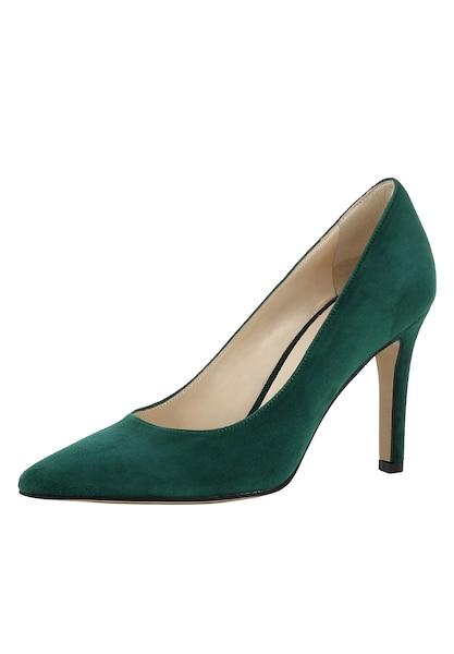 Highheels für Frauen - Pumps ILARIA › EVITA › grün dunkelgrün  - Onlineshop ABOUT YOU