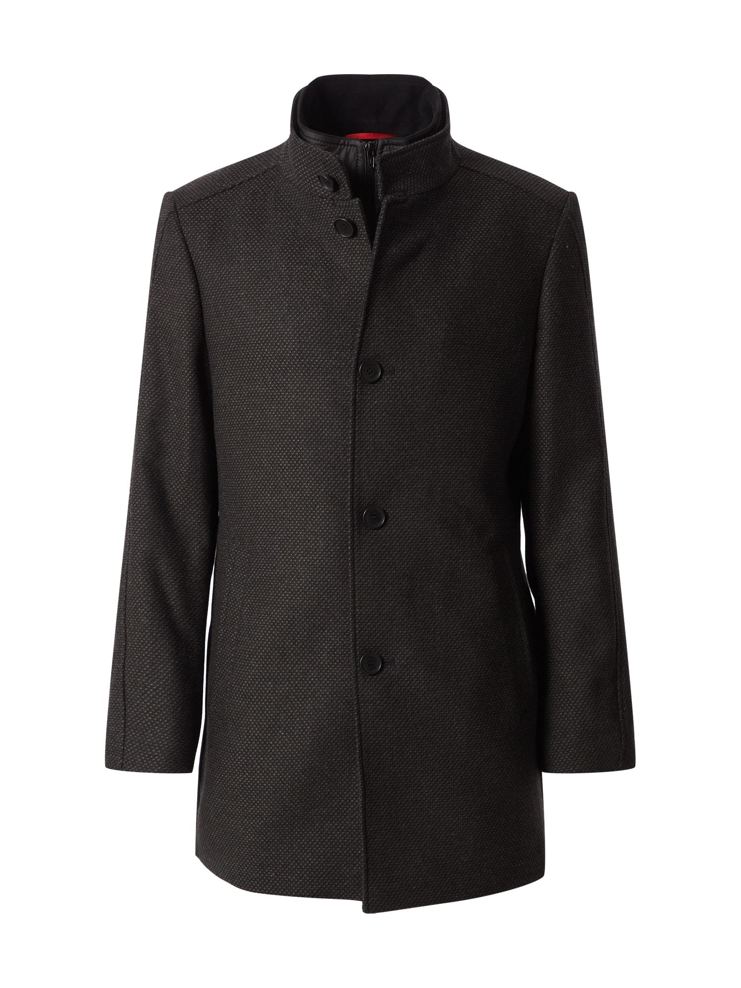 CINQUE Rudeninis-žieminis paltas tamsiai ruda