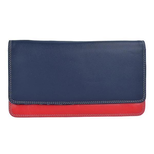 Geldboersen für Frauen - Geldbörse › Mywalit › hellblau dunkelblau rot  - Onlineshop ABOUT YOU