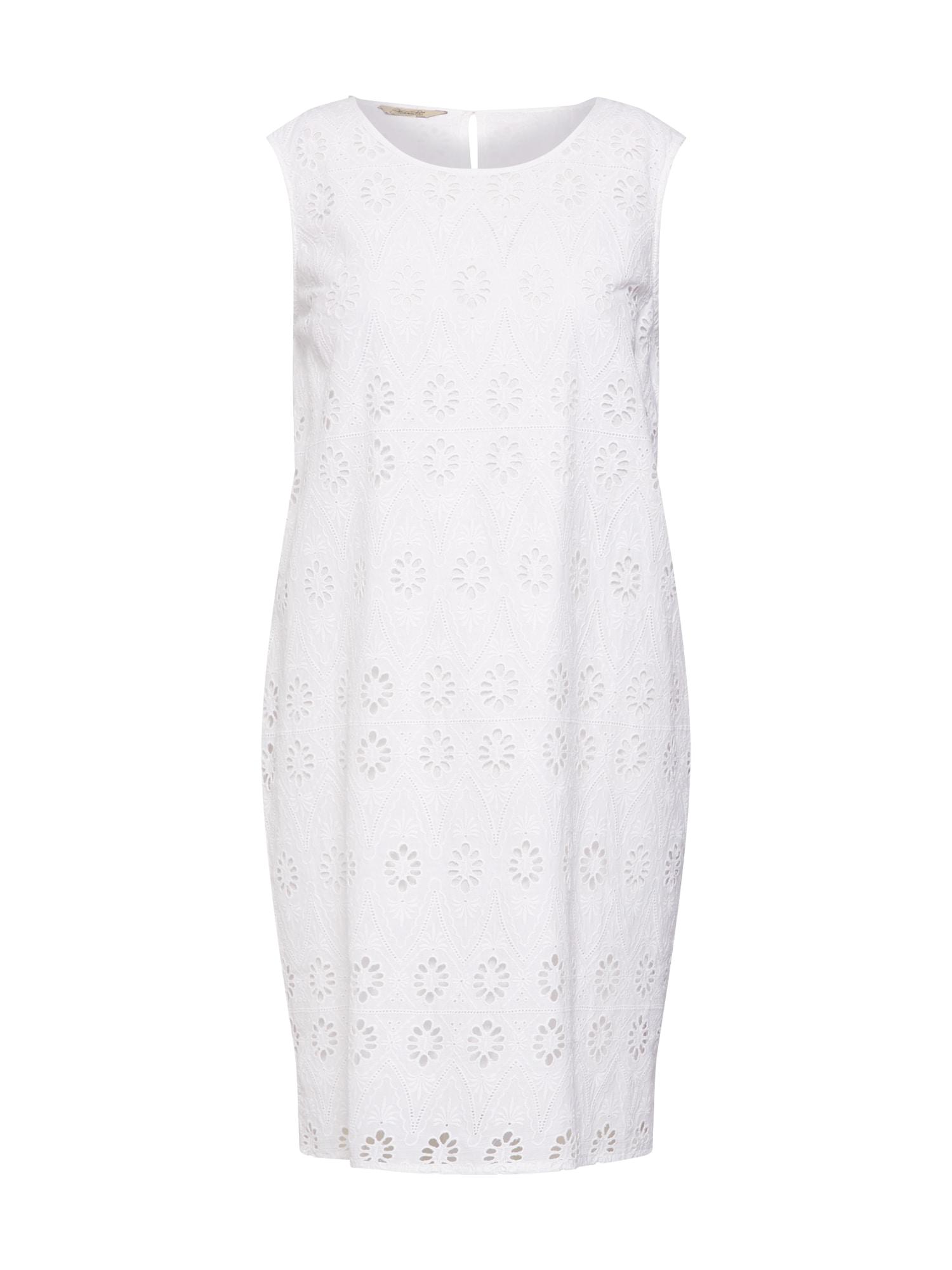 Šaty Fenja bílá Herrlicher