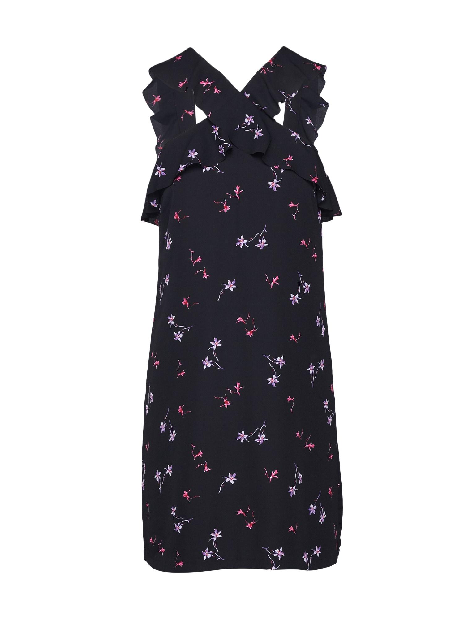 Banana Republic Suknelė mišrios spalvos / juoda