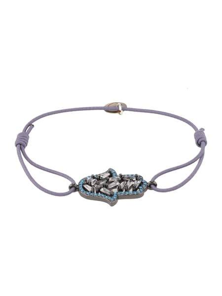 Armbaender für Frauen - Lua Accessories Schmuck 'Care Armband' grau  - Onlineshop ABOUT YOU