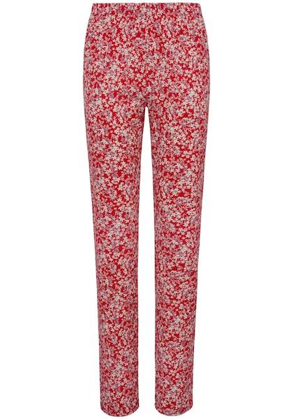 Hosen für Frauen - Green Cotton Hose grau rot weiß  - Onlineshop ABOUT YOU