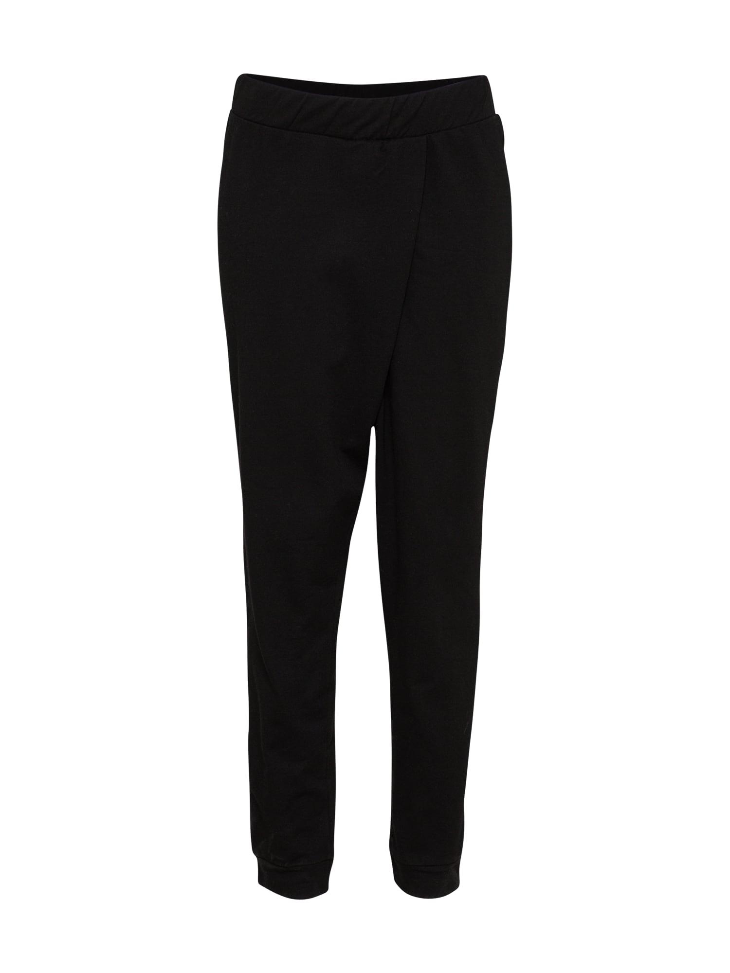 Harémové kalhoty Rikke černá MICHALSKY FOR ABOUT YOU